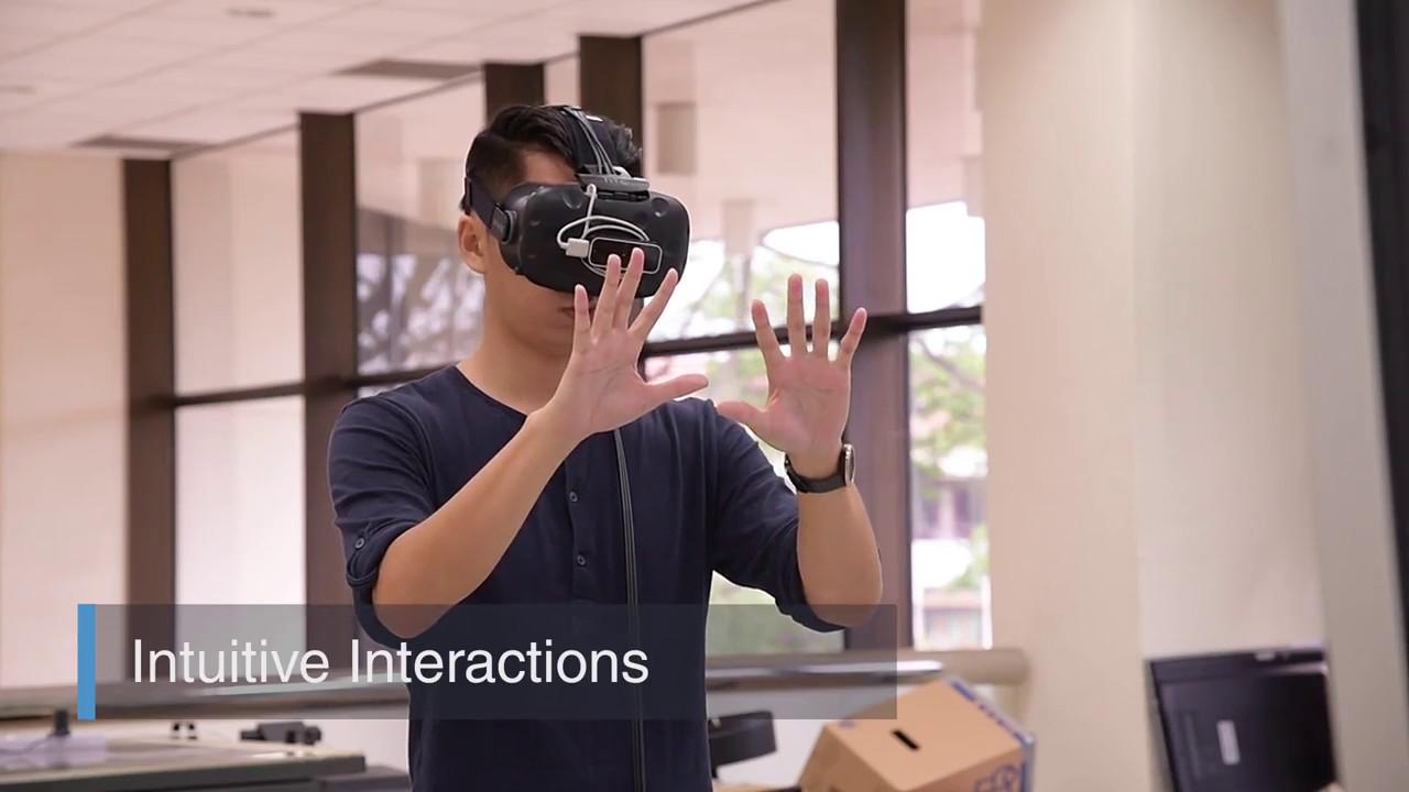 Virtual Interactive Human Anatomy Dissecting The Domain Navigating
