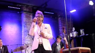 Buster Poindexter 6-25-15