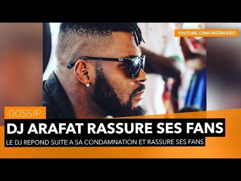DJ Arafat rassure ses fans suite à lannonce de sa condamnation