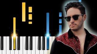 Download Lagu Jonas Blue - Mama (ft. William Singe) - Piano Tutorial Mp3