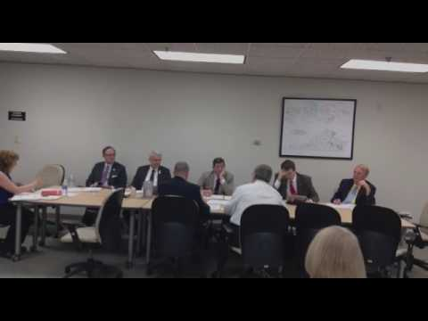 2.7.17 Senate Education and Health Subcommittee on Health