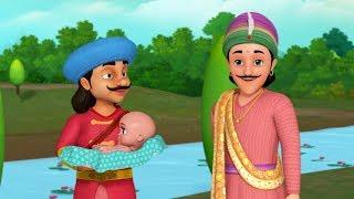 Why God Helps Us Himself - పిల్లల కథ | Telugu Stories for Children | Infobells