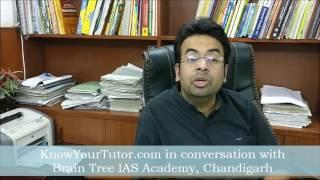 Brain Tree - IAS Academy in Chandigarh