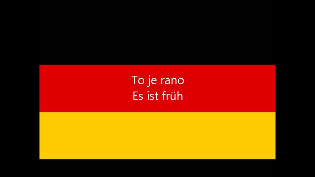 Njemački Izrazi 100 Njemački Izrazi Za Početnike