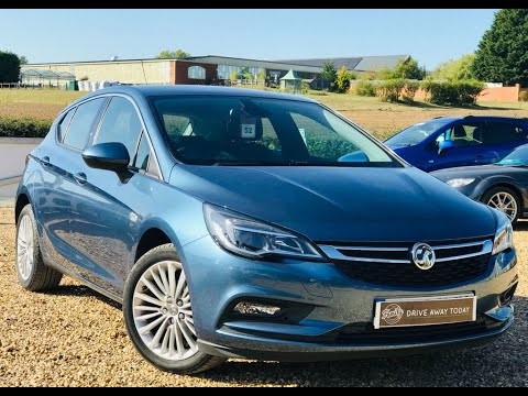 Vauxhall Astra Elite review