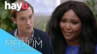 Tyler Knew Lizzo Was The Last To Know About Her Dad's Death | Season 4 | Hollywood Medium