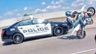COOL & ANGRY COPS VS BIKERS 2019 - TOP 5!