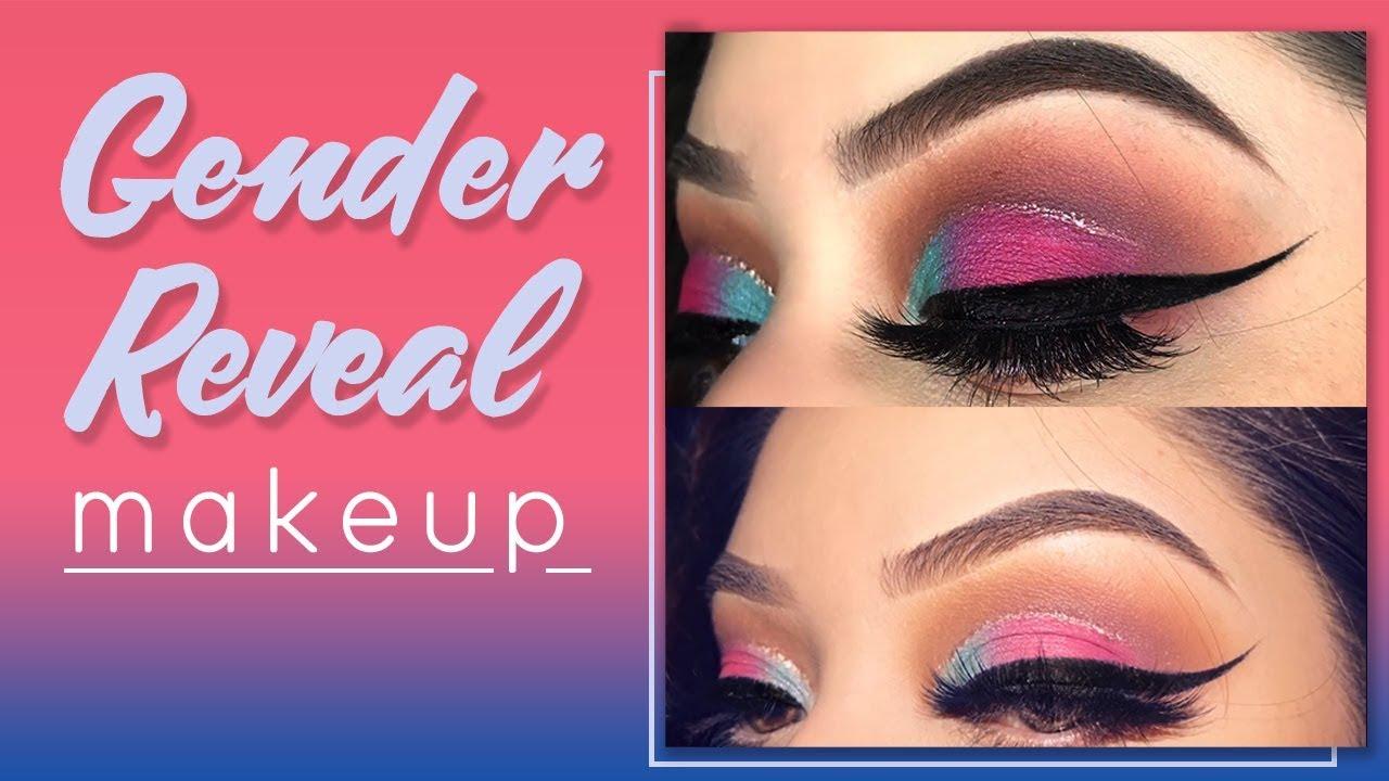 Gender Reveal Makeup Youtube