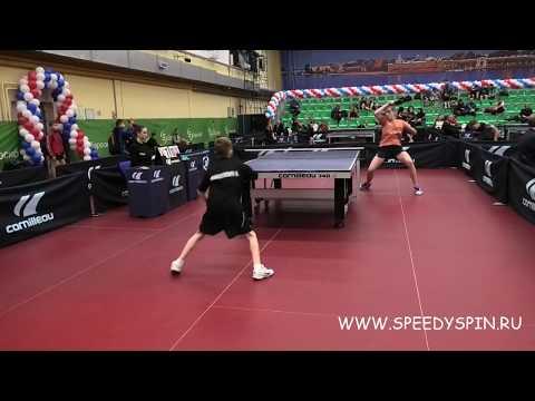 Konuhov - Faizullin.XX Nikolay Nikitin Table Tennis Memorial 2019.FHD