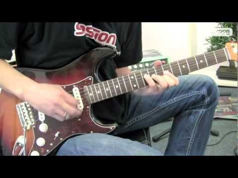 Fender John Mayer Signature Stratocaster SB