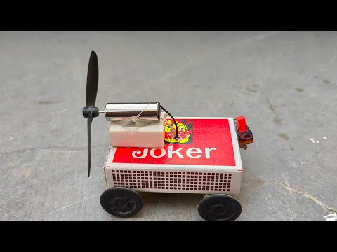 How to Make Matchbox Car At Home  Matchbox Mini Car