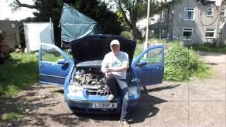 VW T25 1.9tdi MTDI FLY BY WIRE CONVERSION