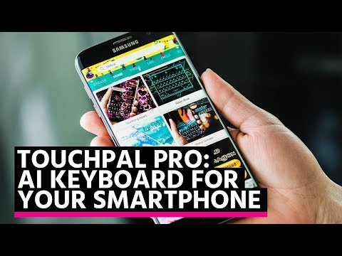 TouchPal Pro Review: The AI Keyboard For Your Smartphone