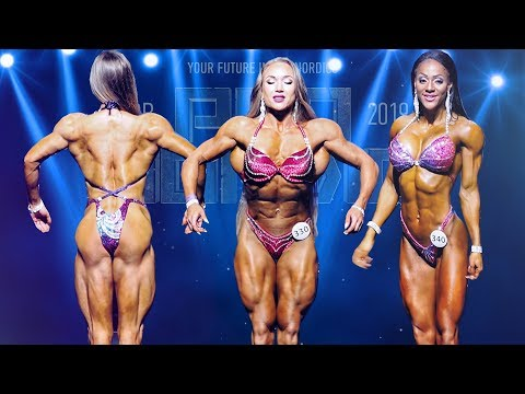 EPIC Bodyfitness (Figure) ! And The Winner Is AMAZING!
