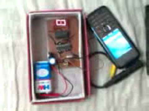 Working Of Dtmf Decoder Circuit Youtube