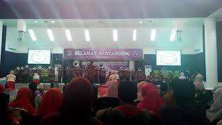 Marching Band PWK.. SMKN 5 Kab Tangerang, Marching Cat GSG Tigaraksa