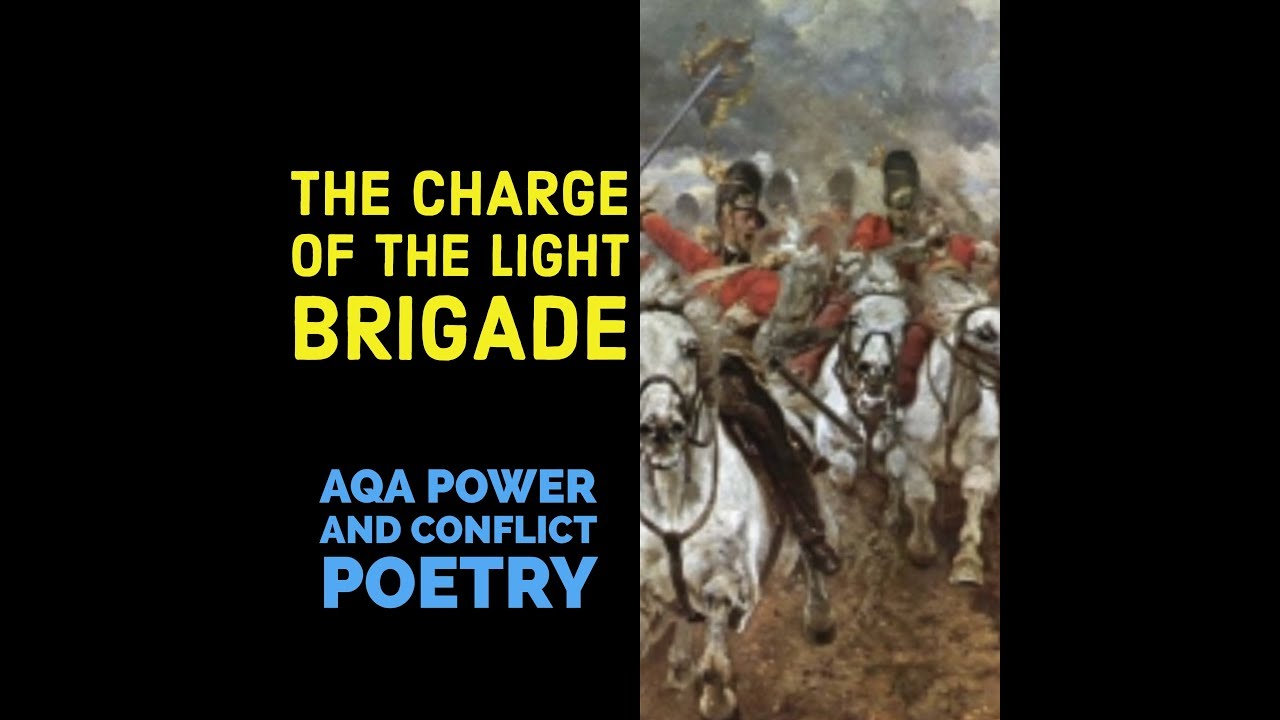 an analysis of the charges of the light brigade Tony richardson's the charge of the light brigade comes very close to suffering the fate of the the movie simply charges along as a series of extravagant.