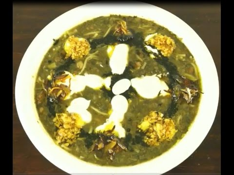 Ash Reshteh Recipe _ Persian Soup _آش رشته‎‎_ Cooking with Toorandokht