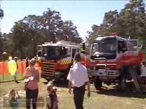At The Charmhaven RFS Open Day 28 09 2013