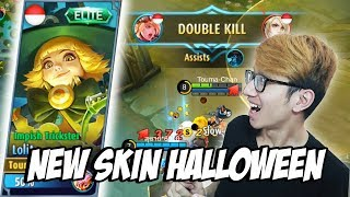 NEW SKIN LOLITA SPECIAL HALLOWEEN SEASON - MOBILE LEGENDS INDONESIA