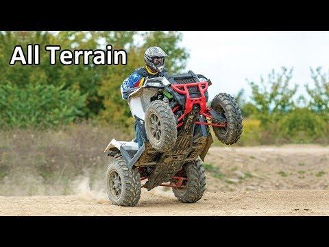 Polaris Scrambler XP - Fantastic World's ATV / QUAD