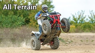 Polaris Scrambler XP - Fantastic World's ATV / QUAD