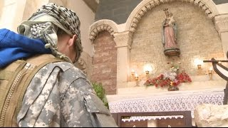 Former US soldier joins militia to defend Christian faith in Iraq