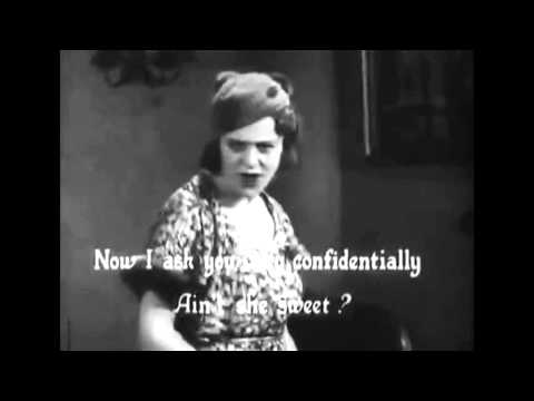 (1933) Ain't She Sweet - Lillian Roth