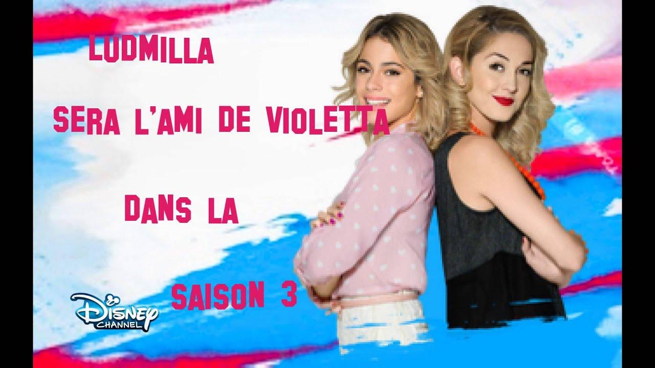 Joue au jeu violetta saison 3 ludmilla youtube - Violetta saison 3 musique ...