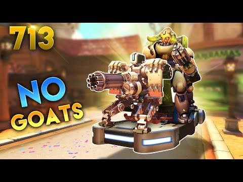 BEST Anti-GOATS Strategy!! | Overwatch Daily Moments Ep.713 (Funny and Random Moments)