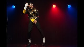Michael Jackson Impersonator - Jam - Gustavo MJJ Live