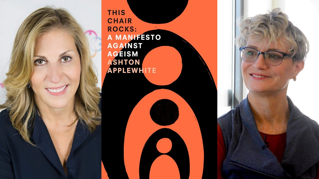 Rose Interviews Ashton Applewhite on This Chair Rocks: A ...