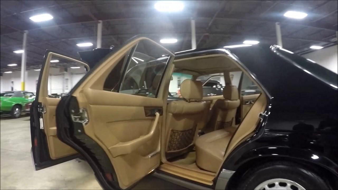 1988 Mercedes Benz 300 SE