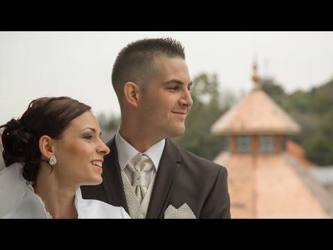 Marianna és Gergő esküvői felvétele Kisvárdán a Parish Bull étteremben.