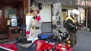 NSR80R VS GPZ400R N-02C マチルダ 桜塚れい ガンダム GUNDAM thumbnail