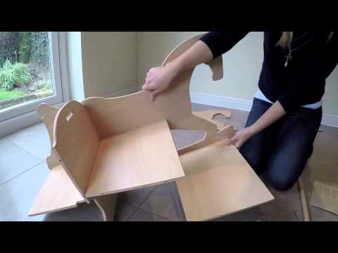 Espy Design_ 3in1 Rocking Horse Assembly video