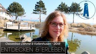 🔴 Urlaub: Dahme / Kellenhusen entdecken & erleben - Strand, Meer, Ostsee