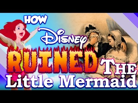 I liked it better when it was called Hans Christian Andersen's Little Mermaid
