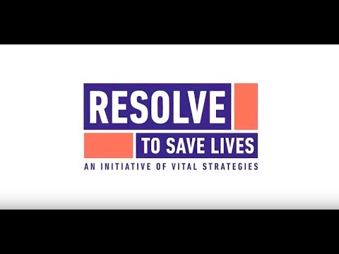 Resolve to Save Lives - Cardiovascular Disease