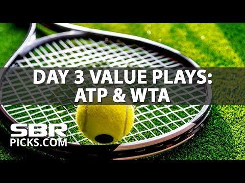 2017 US Open Day 3 Value Tennis Betting | ATP & WTA Singles