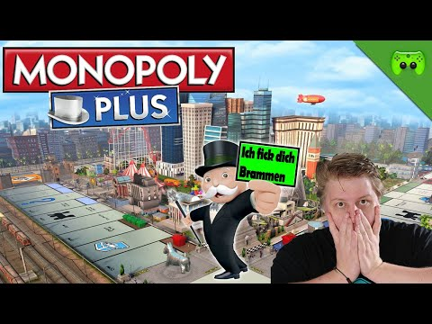 Der MONOPOLYMANN fickt MICH 🎮 Monopoly Plus #2