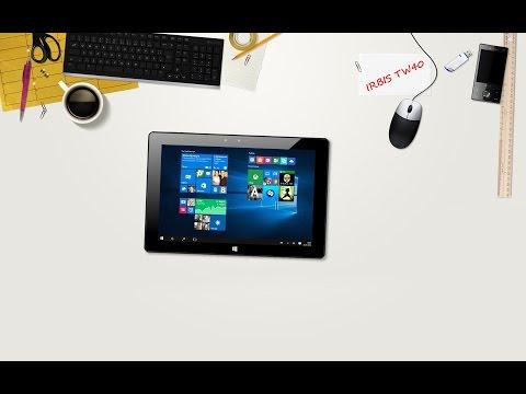 Видео обзор планшета Irbis TW40