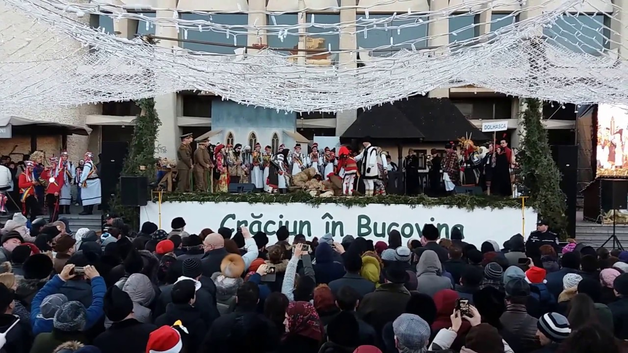 Datini de Anul Nou, traditii si obiceiuri Anul Nou, dupa datina strabuna Suceava 2016