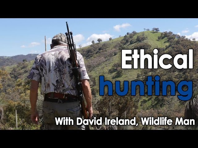 Ethical hunting