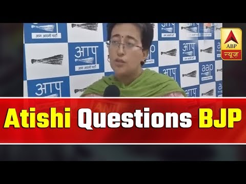 Atishi Questions BJP Over Deteriorating Law And Order Situation In Delhi
