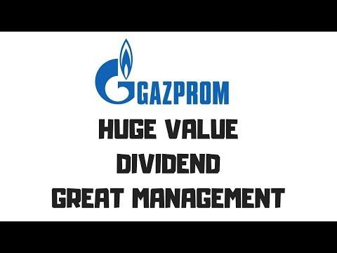 GAZPROM STOCK ANALYSIS
