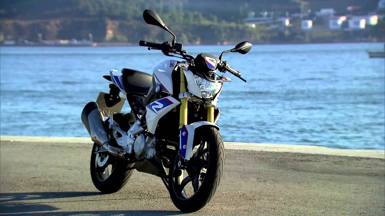 bmw g 310 r exhaust sound and video youtube. Black Bedroom Furniture Sets. Home Design Ideas