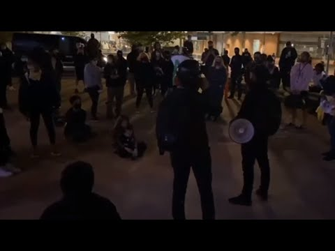 LIVE: ANTIFA/BLM Protest in Portland Oregon (Thursday - Oct 8)