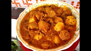 सोयाबीन और आलू की सब्ज़ी इस तरह बनायेंगें तो उँगलियाँ चाटते रह जायेंगें।Soyabean Sabzi Recipe