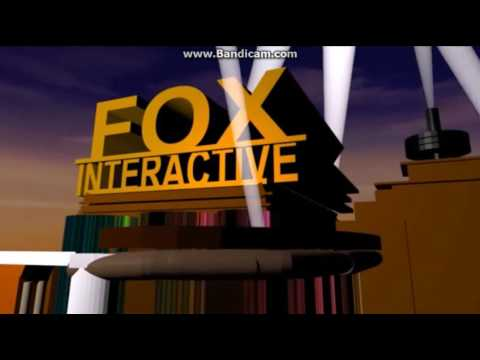 Fox Interactive logo History (1992-2006) (also includes logo remakes)